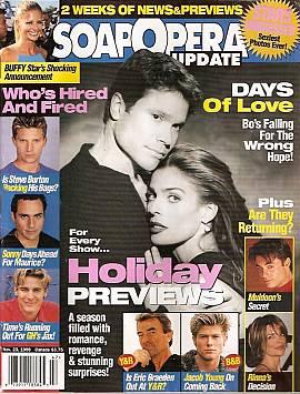 Soap Opera Update November 23, 1999