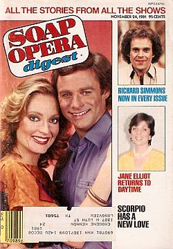 November 24, 1981 issue of Soap Opera Digest