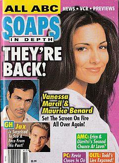 ABC Soaps In Depth - November 24, 1998