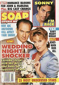 Soap Opera News November 24, 1998