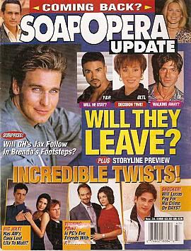 Soap Opera Update November 24, 1998