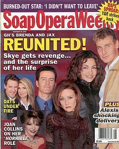 Soap Opera Weekly November 26, 2002