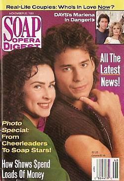 Soap Opera Digest November 26, 1991