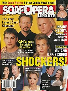 Soap Opera Update November 26, 1996