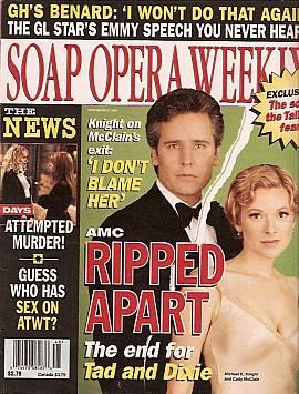 Soap Opera Weekly November 27, 2001