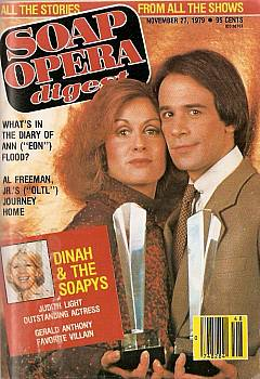 November 27, 1979 issue of Soap Opera Digest