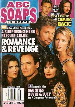 ABC Soaps In Depth November 28, 2000