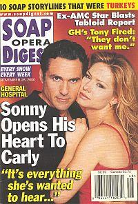 Soap Opera Digest - November 28, 2000