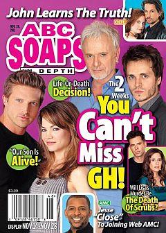 ABC Soaps In Depth November 28, 2011