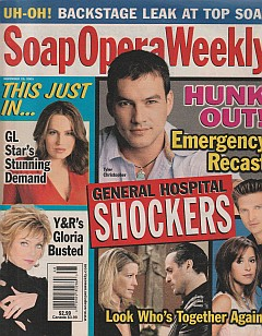 Soap Opera Weekly November 29, 2005