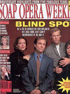 Soap Opera Weekly November 29, 1994