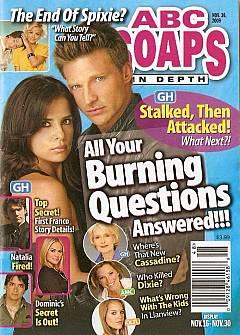 ABC Soaps In Depth November 30, 2009