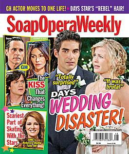 Soap Opera Weekly Nov. 30, 2010