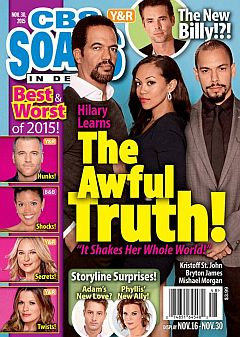 November 30, 2015 issue of CBS 