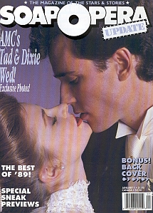 Soap Opera Update January 1, 1990