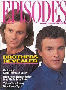 ABC's Episodes magazine November 1991