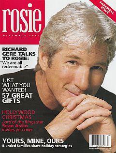 Rosie Magazine December 2002