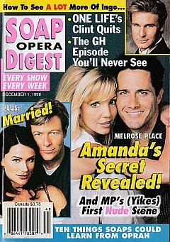 Soap Opera Digest - December 1, 1998