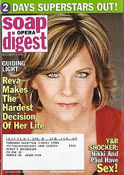 Soap Opera Digest December 2, 2008