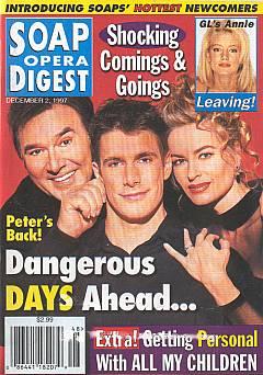 Soap Opera Digest - December 2, 1997