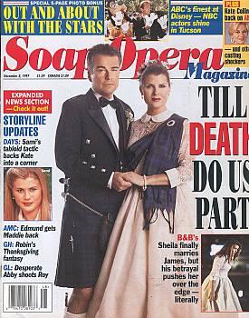 Soap Opera Magazine December 2, 1997