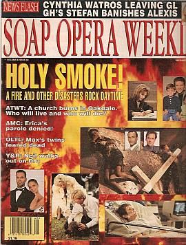 Soap Opera Weekly December 2, 1997