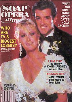 December 3, 1985 Soap Opera Digest