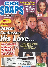 CBS Soaps In Depth December 4, 2001