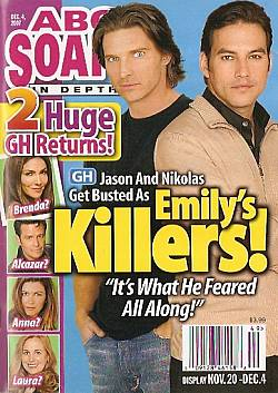 ABC Soaps In Depth December 4, 2007