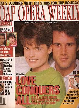 Soap Opera Weekly - December 4, 1990