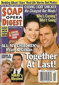 Soap Opera Digest - December 5, 2000
