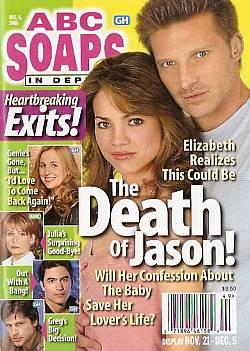ABC Soaps In Depth December 5, 2006
