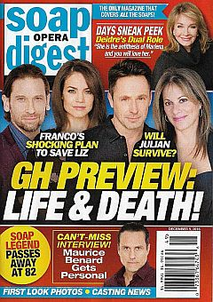 Soap Opera Digest Dec. 5, 2016