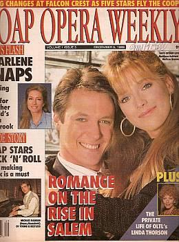 Soap Opera Weekly December 5, 1989