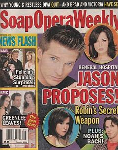 Soap Opera Weekly December 6, 2005
