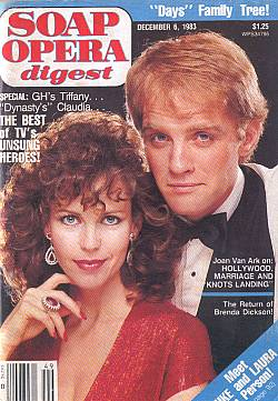 December 6, 1983 Soap Opera Digest