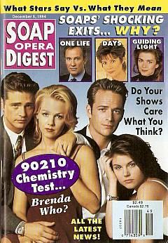 Soap Opera Digest - December 6, 1994