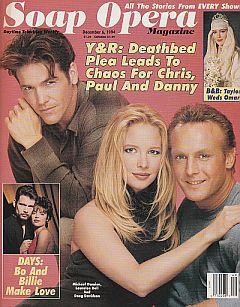 Soap Opera Magazine December 6, 1994