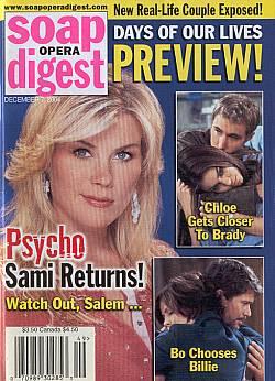 Soap Opera Digest Dec. 7, 2004