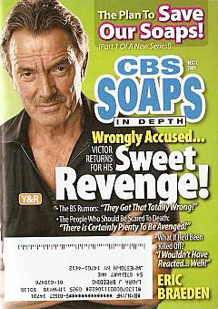 CBS Soaps In Depth December 7, 2009