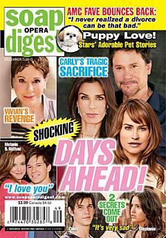Soap Opera Digest December 7, 2010