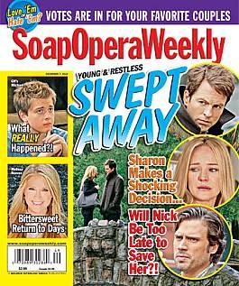 Soap Opera Weekly Dec. 7, 2010