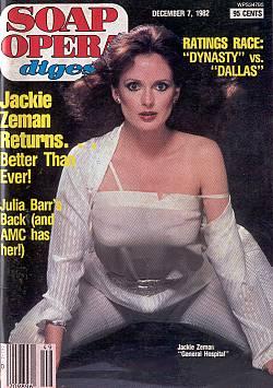 Soap Opera Digest - December 7, 1982