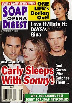 Soap Opera Digest - December 7, 1999