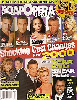 Soap Opera Update December 7, 1999