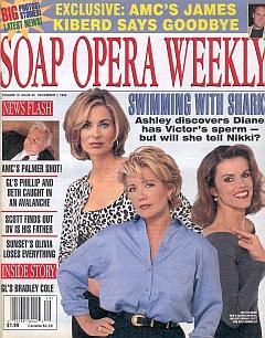 Soap Opera Weekly December 7, 1999