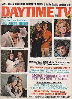 Daytime TV December 1970