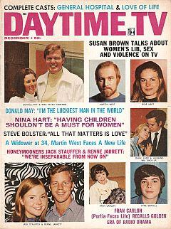 Daytime TV - December 1971