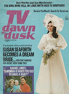 TV Dawn To Dusk December 1972