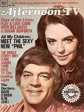 Afternoon TV December 1973